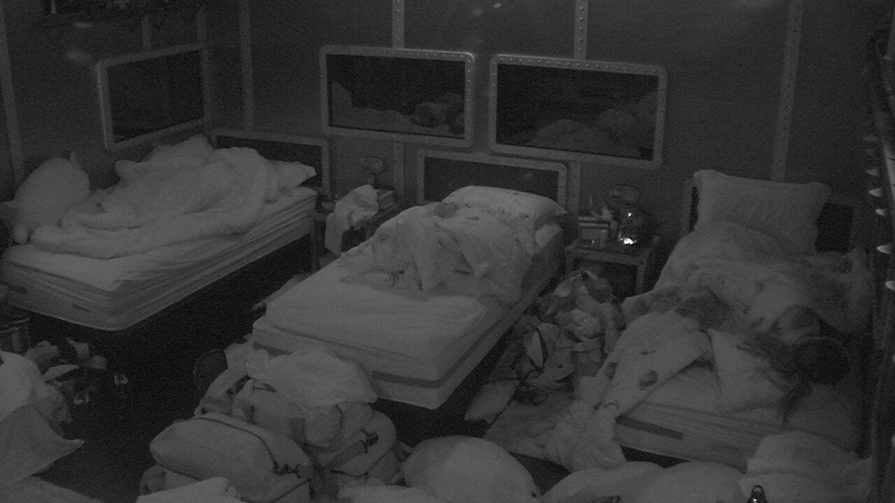 Brothers do Quarto Submarino continuam dormindo