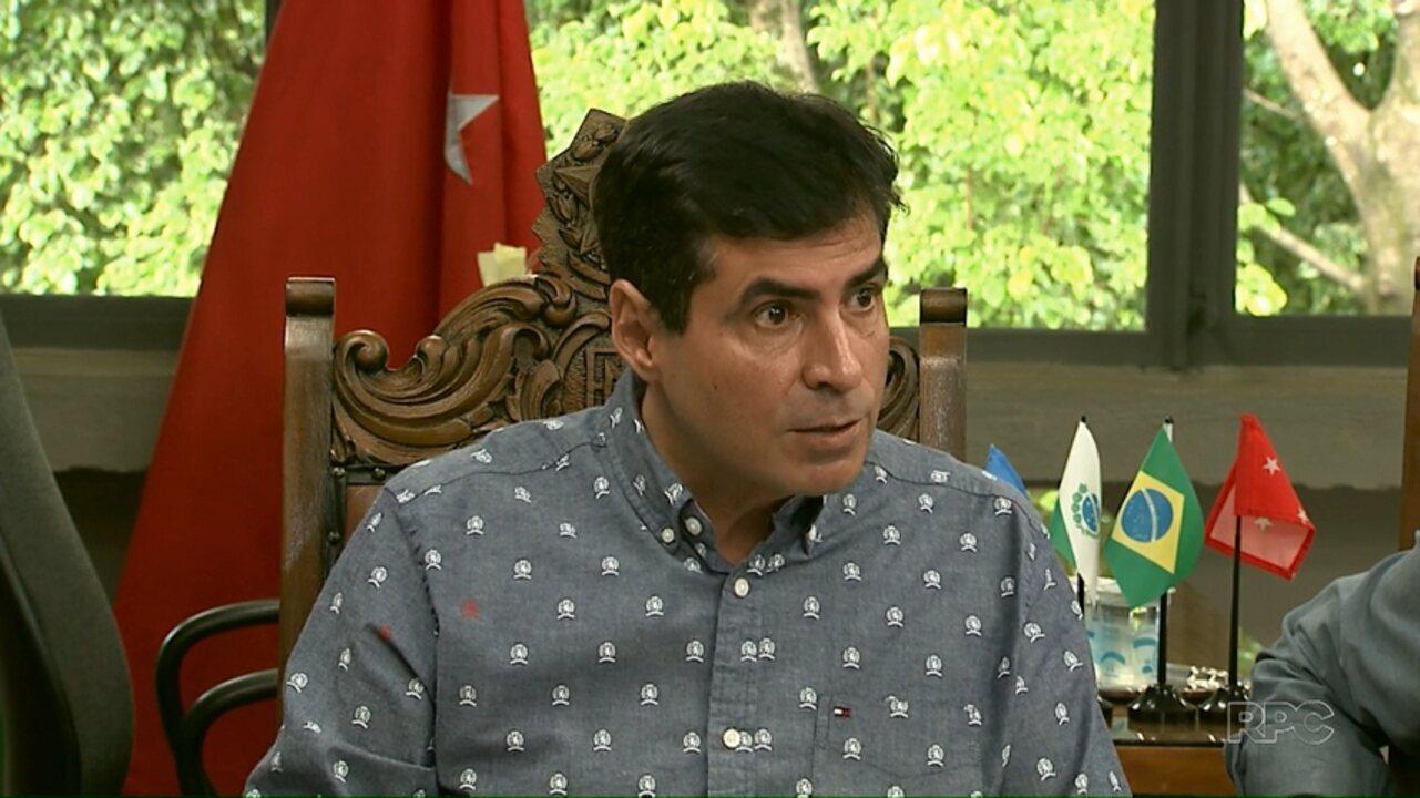 Prefeito Marcelo Belinati se posiciona sobre as acusações de improbidade administrativa