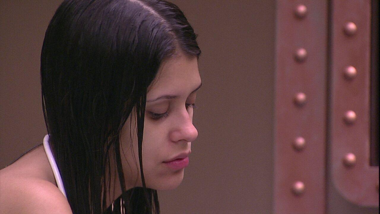 Ana Paula declara para Patrícia e Diego: 'Agora, é cada um por si. Temos que pensar na gen