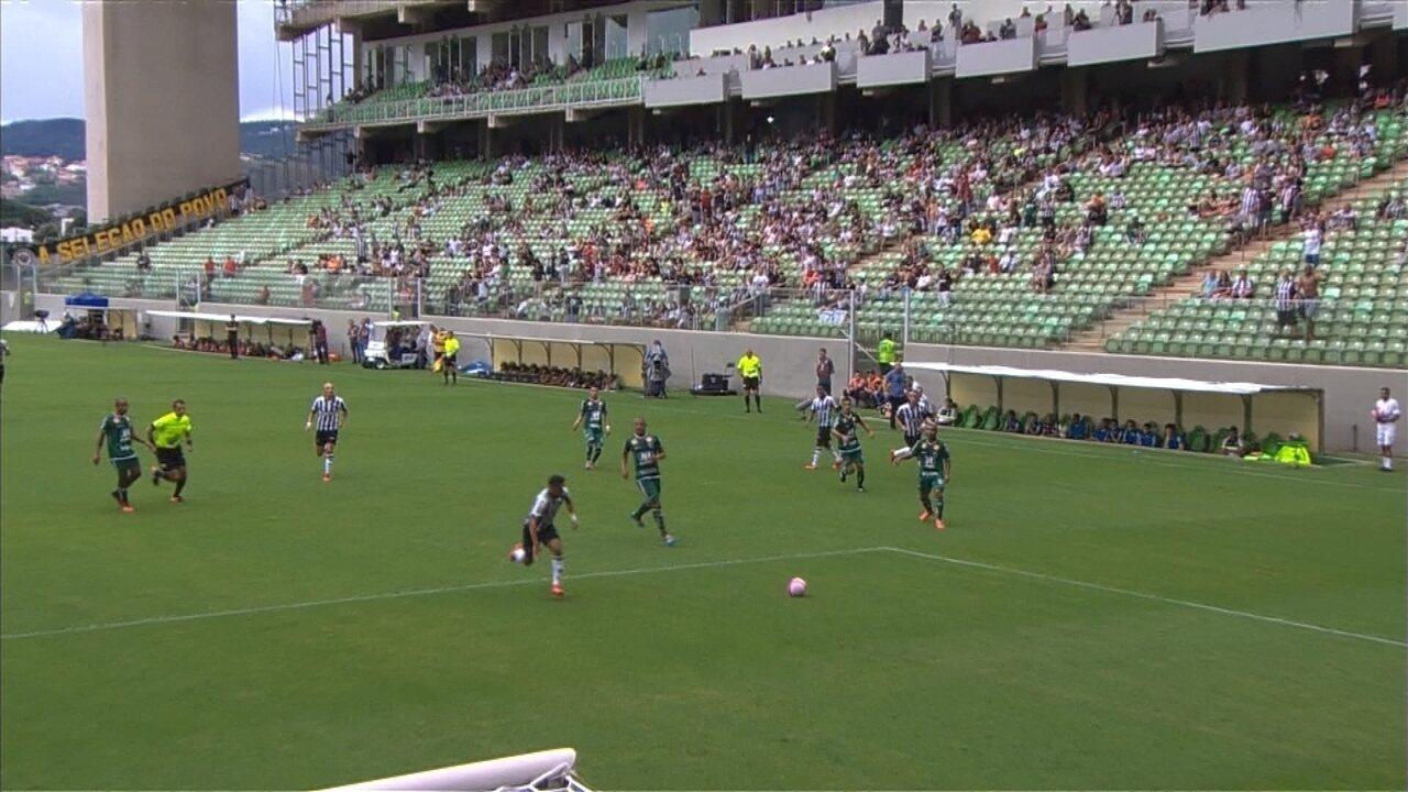 Melhores momentos de Atlético-MG 1 x 2 Caldense pelo Campeonato Mineiro