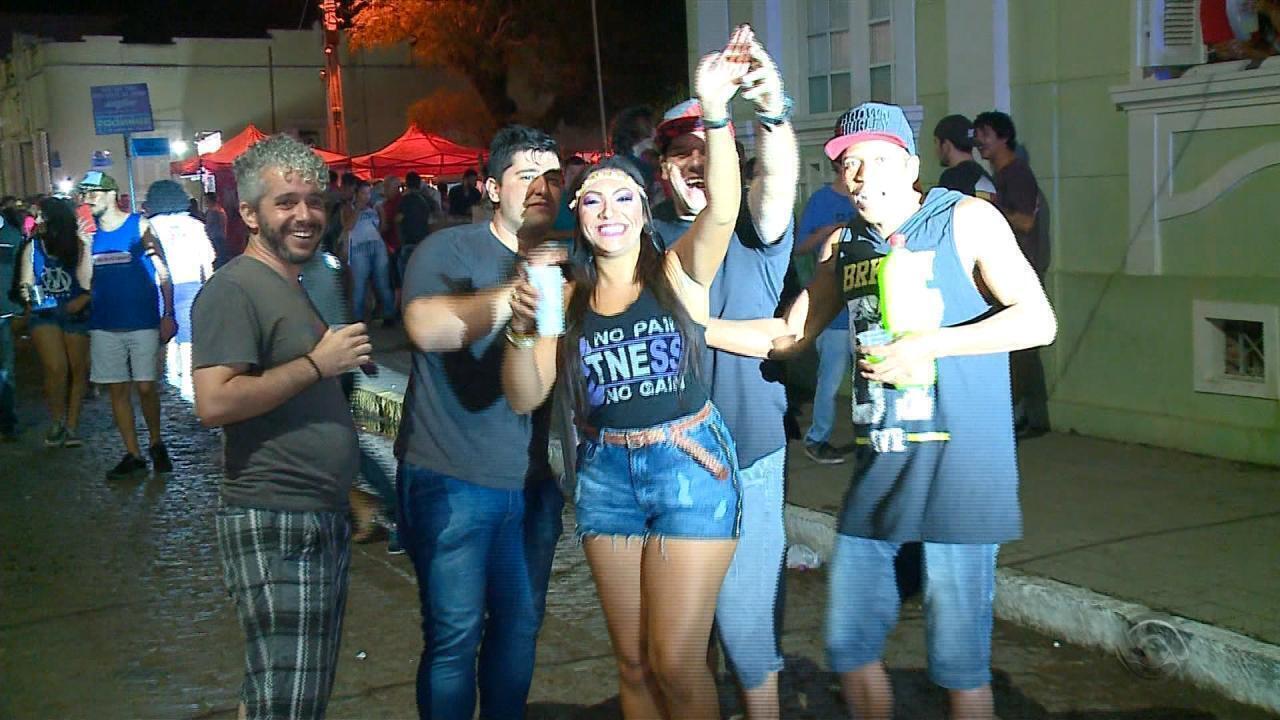 População de Jaguarão quase dobra com carnaval