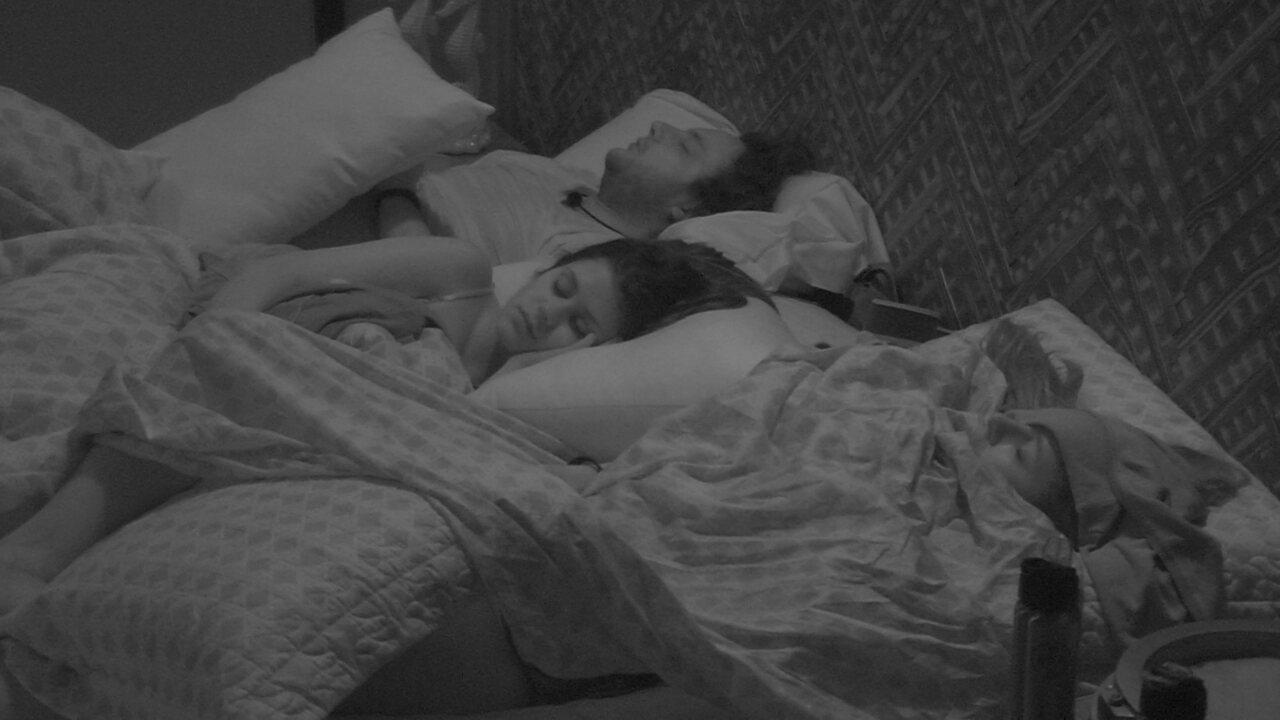 Depois de Jogo da Discórdia, todos dormem no BBB18