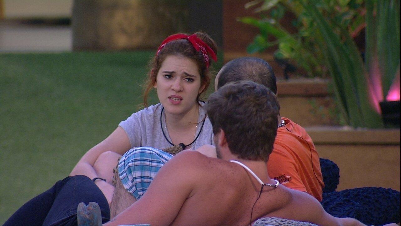 Ana Clara dispara: 'Não precisa ter duas Anas no mesmo lugar, só eu está bom'