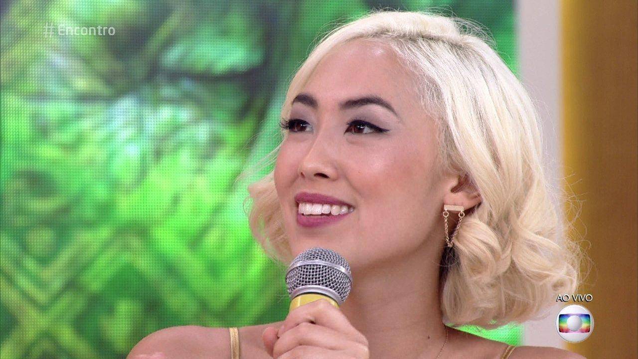 Ana Hikari é a primeira protagonista oriental nas novelas da TV Globo