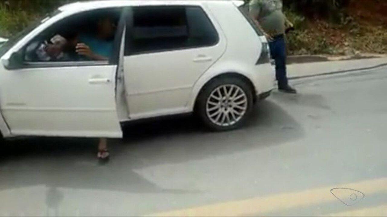 Polícia Civil começa a ouvir testemunhas de acidente envolvendo delegado do ES em Minas