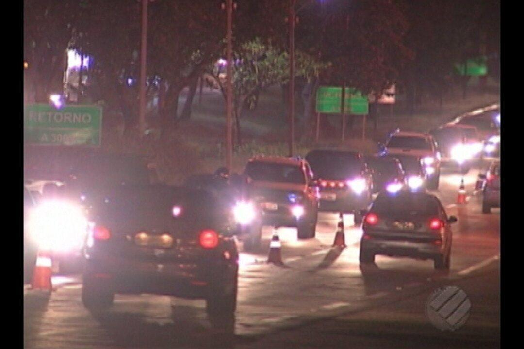 Retorno para Belém foi tranquilo nas estradas após feriado de carnaval