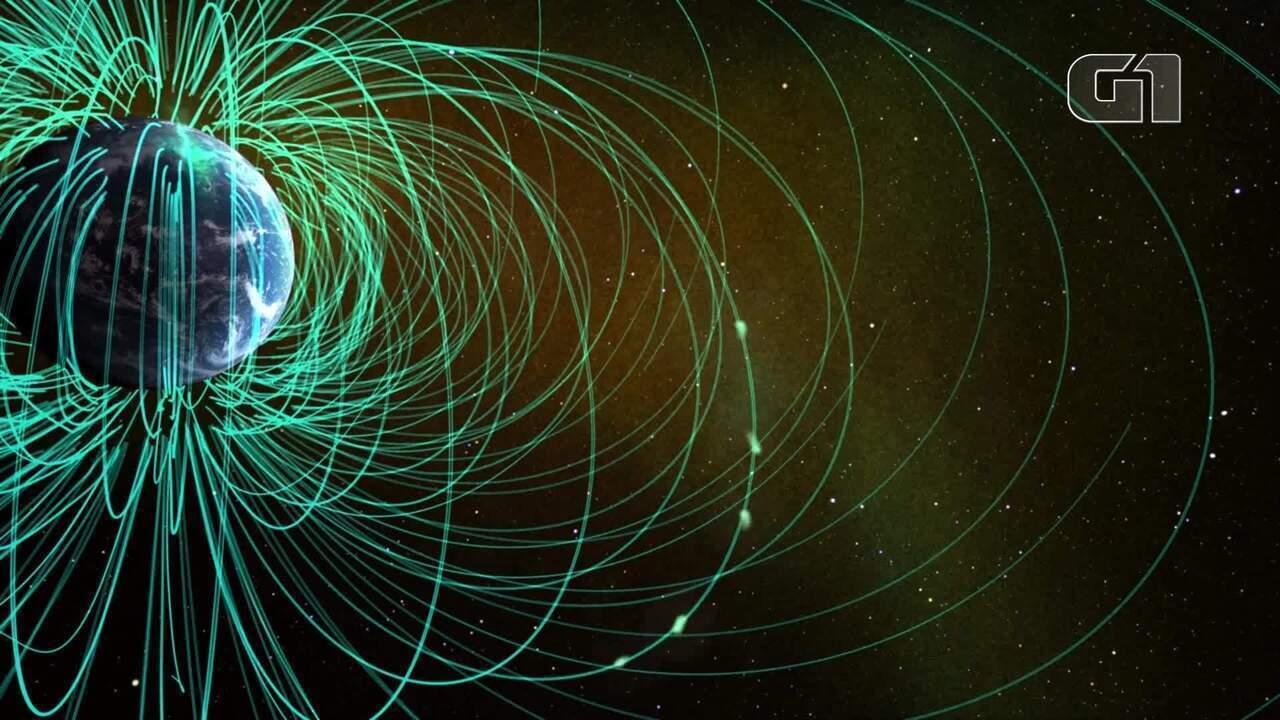 Cientistas observam chuva de elétrons que dá origem à aurora