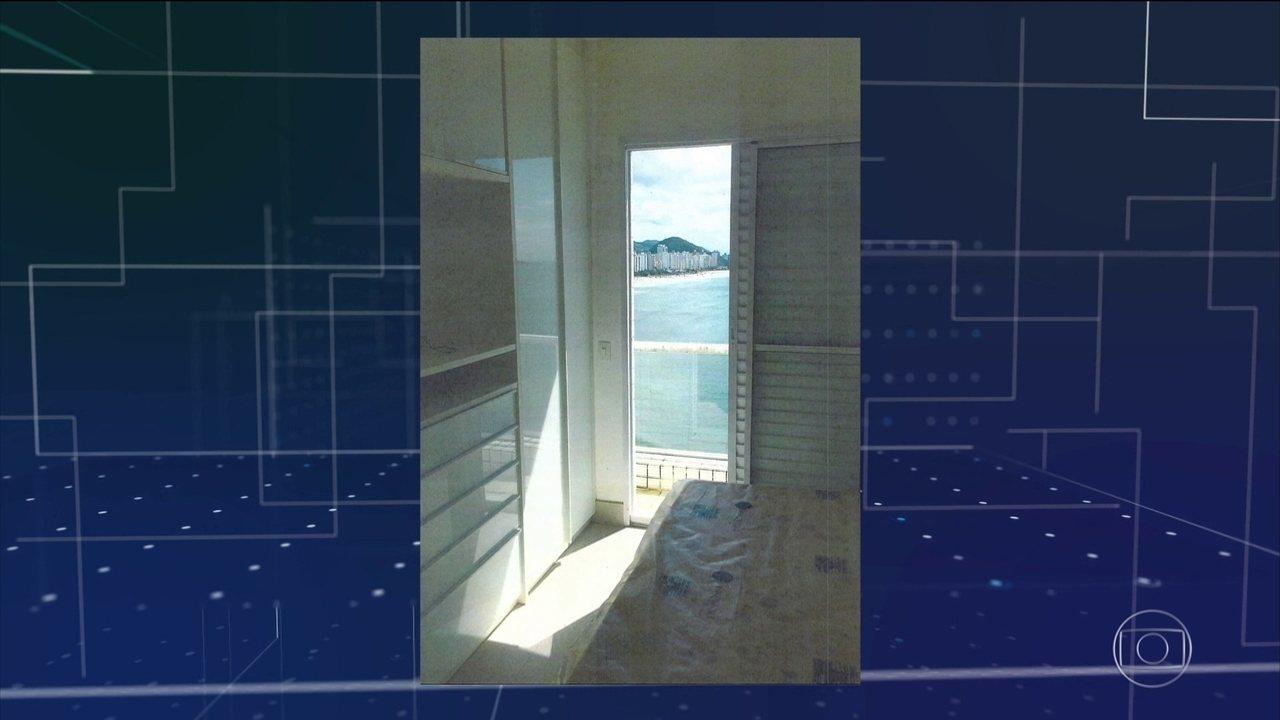 Justiça Federal avalia triplex do Guarujá em R$ 2,2 milhões para ir a leilão