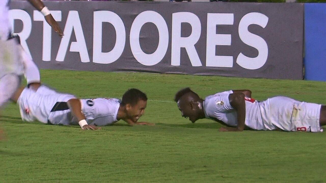 Melhores momentos de Vasco 4 x 0 Jorge Wilstermann pela Taça Libertadores