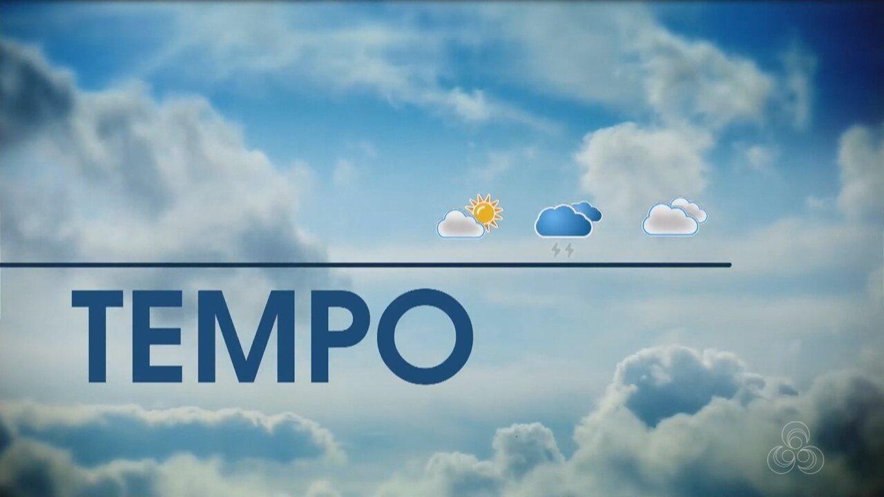 Confira previsão do tempo no AM para esta quinta-feira (14)