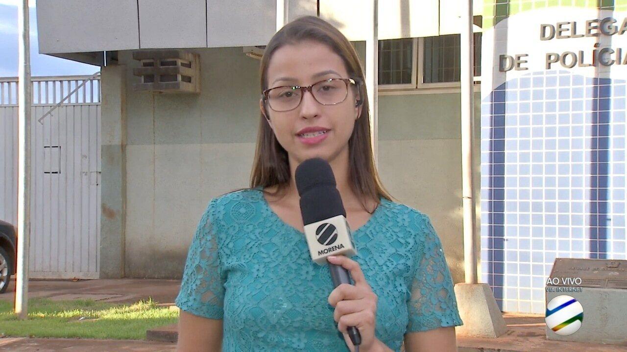 Comerciante é morto com tiro no peito durante assalto em Sidrolândia, MS