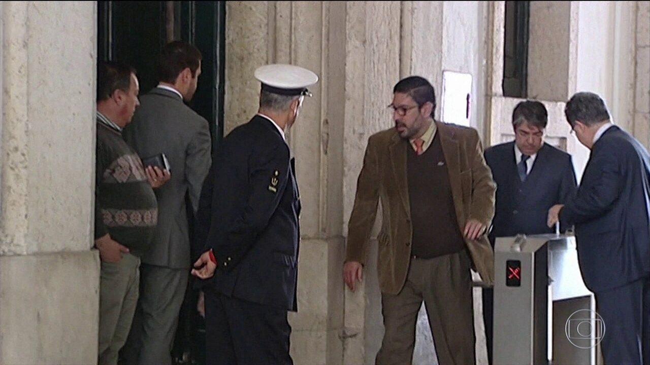 Justiça Portuguesa deu habeas corpus à Raul Schimidt, investigado da lava jato,