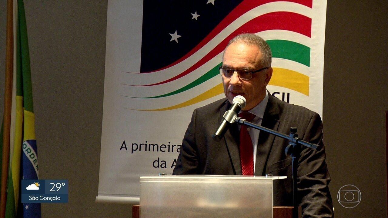 Secretário de Segurança, Roberto Sá, deverá ser afastado do cargo durante intervenção