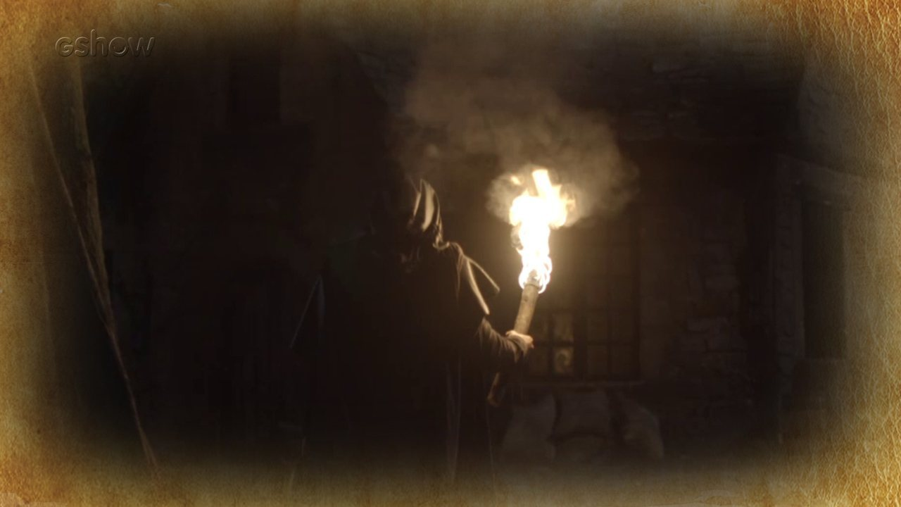 Resumo de 24/02: Virgílio ateia fogo na casa de Samara para matar Afonso