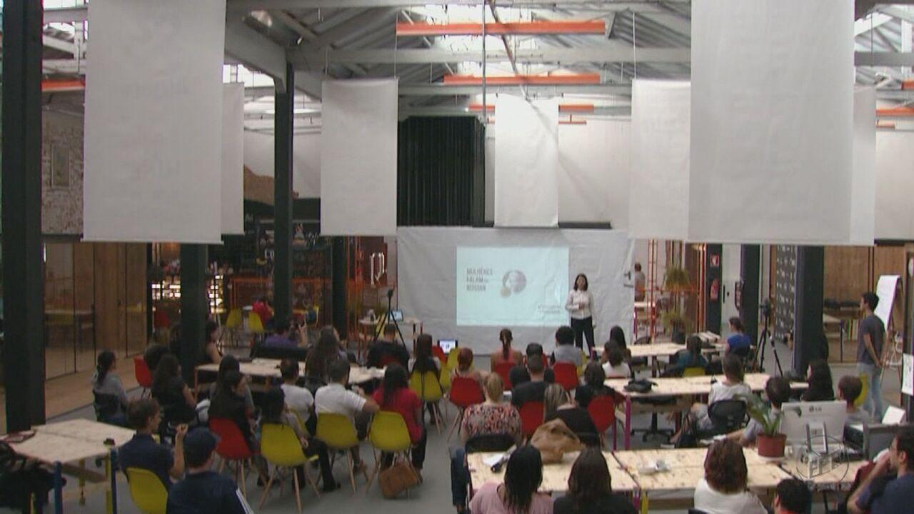 Palestra sobre moeda virtual bitcoin reúne mulheres em São Carlos