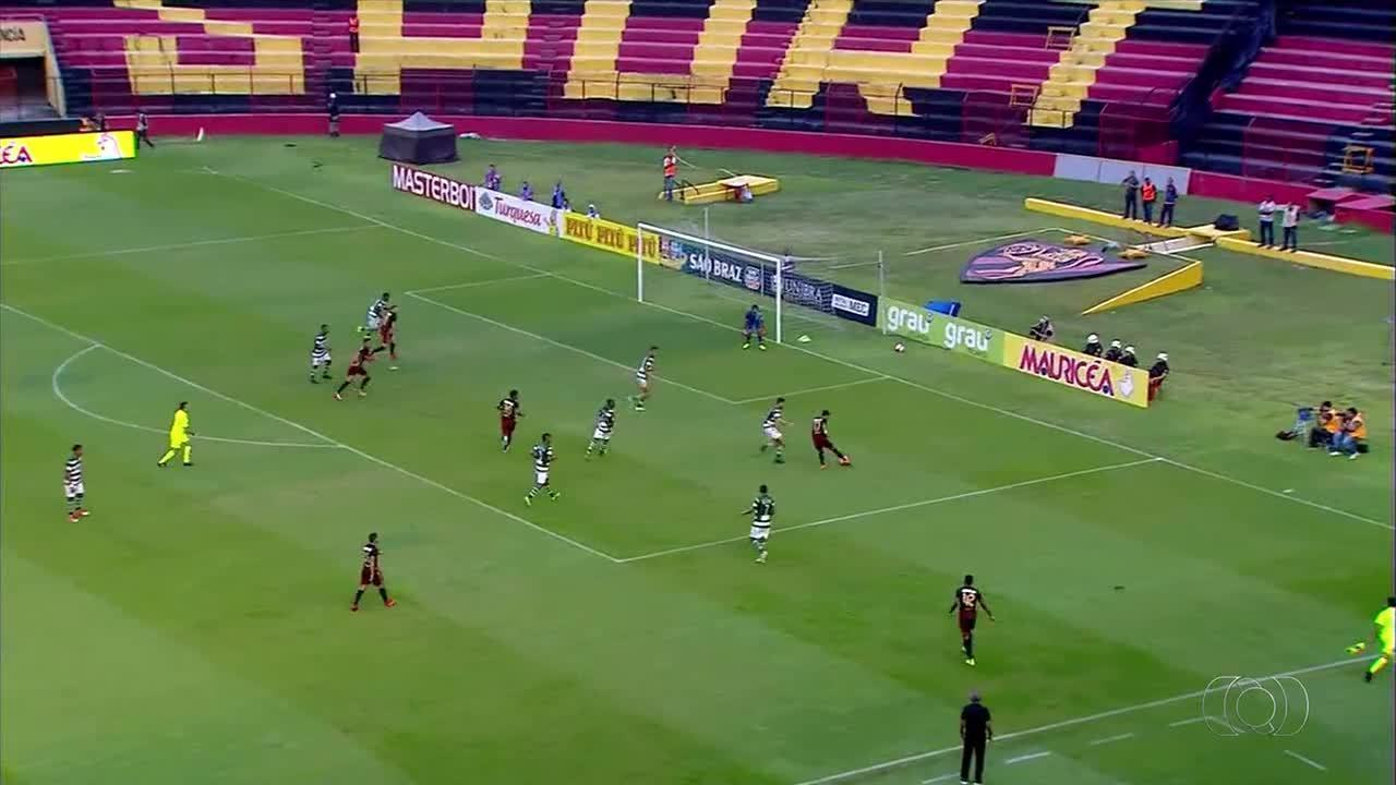 Marlone e Tomas são destaques no 'Gols Tocantinenses'