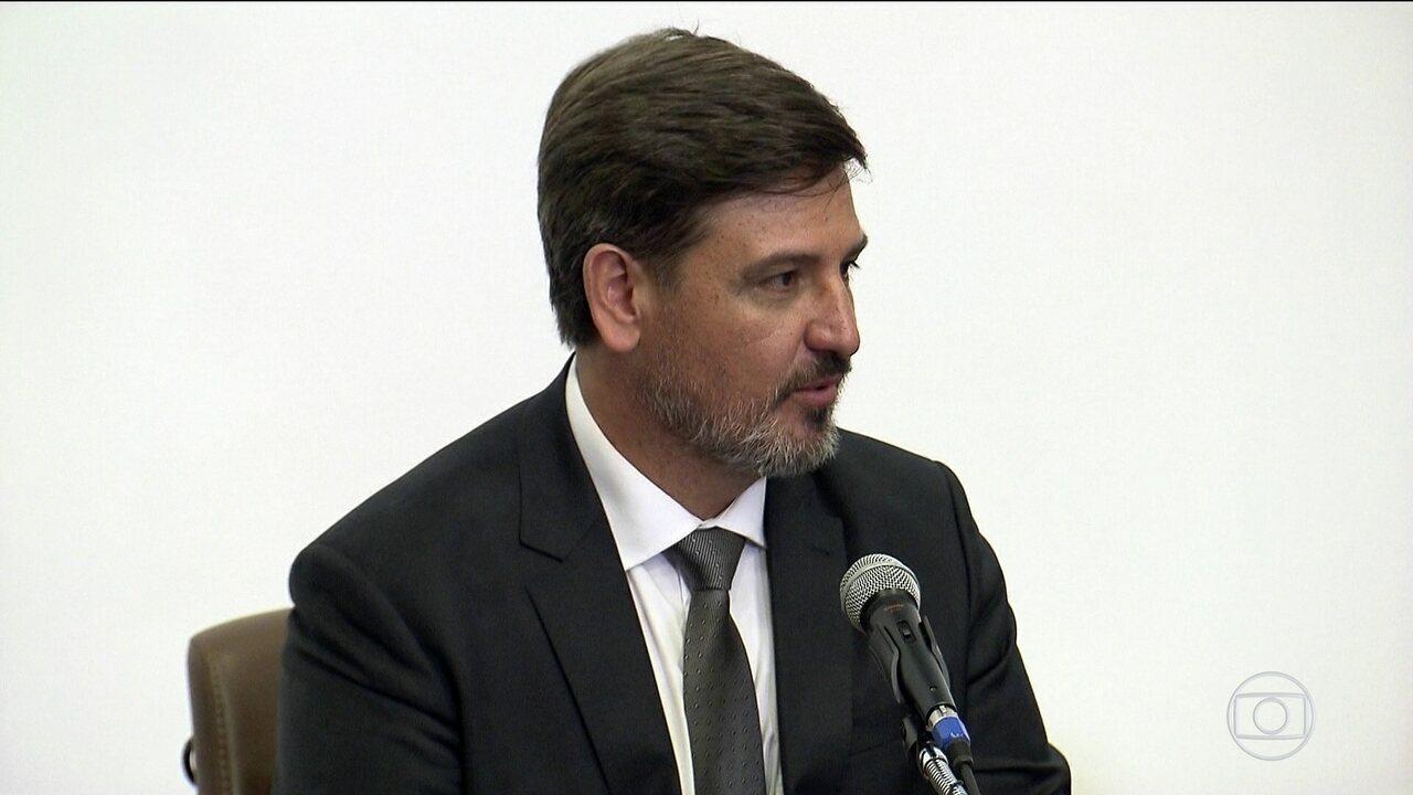 Diretor da PF diz ao STF que não vai mais falar sobre inquérito de Temer