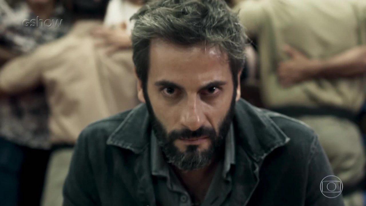 Flávio Tolezani fala sobre a importância de seu personagem em 'O Outro Lado do Paraíso'