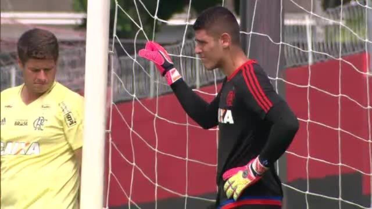 debd8faafd Titular do Flamengo-RJ Sub-20