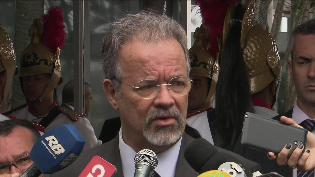 'Migração de criminosos causa preocupação', diz Jungmann sobre intervenção no RJ