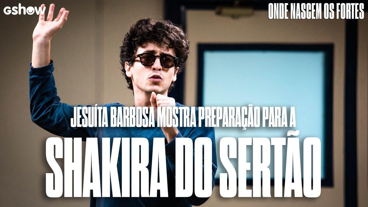 Jesuíta Barbosa mostra como foi a construção de sua personagem