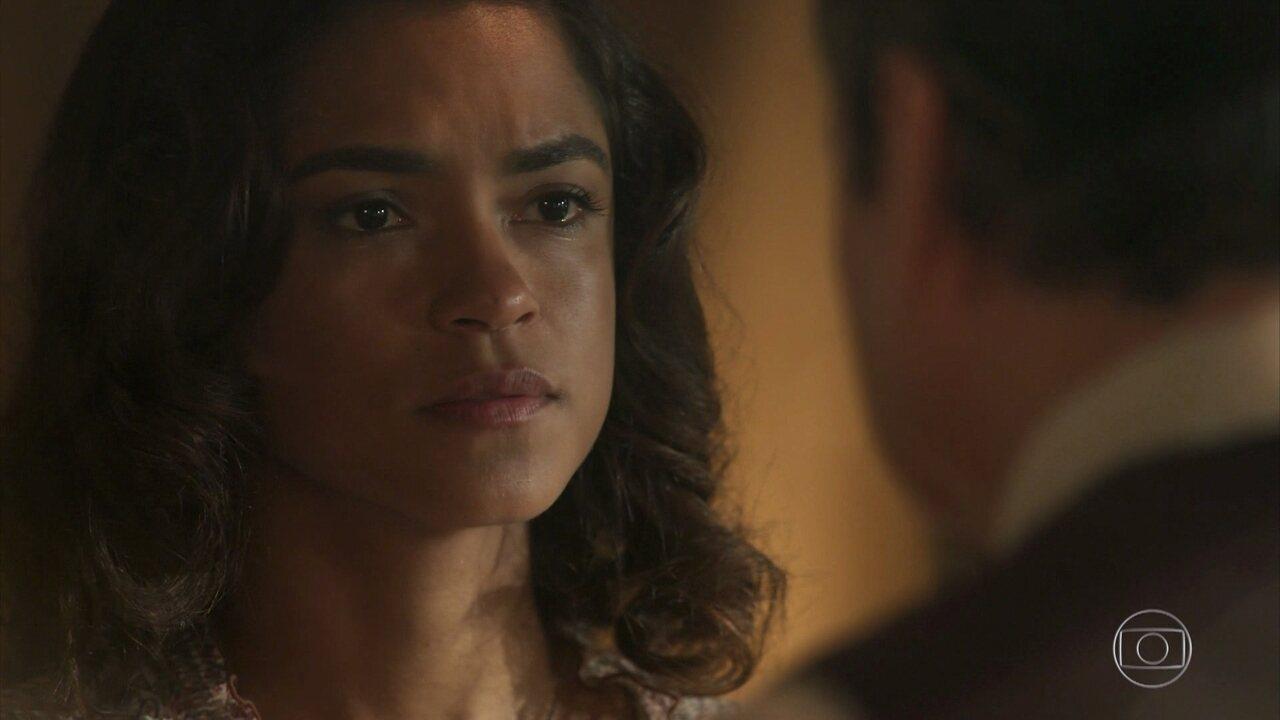 Eunice pede perdão a Reinaldo