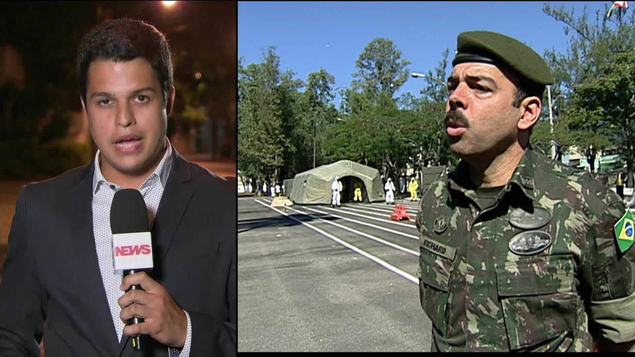 Novo secretário de Segurança do Rio será general da ativa do Exército