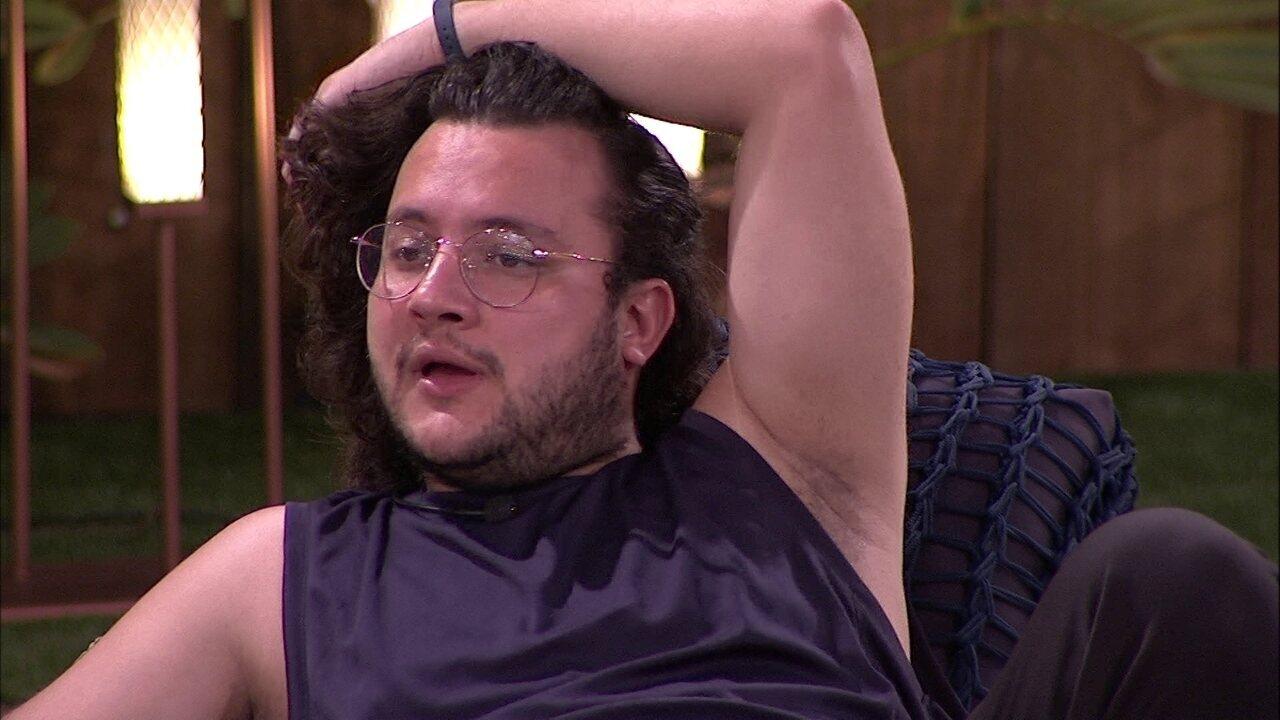 Diego admite: 'Eu ainda não engoli a Ana Clara'