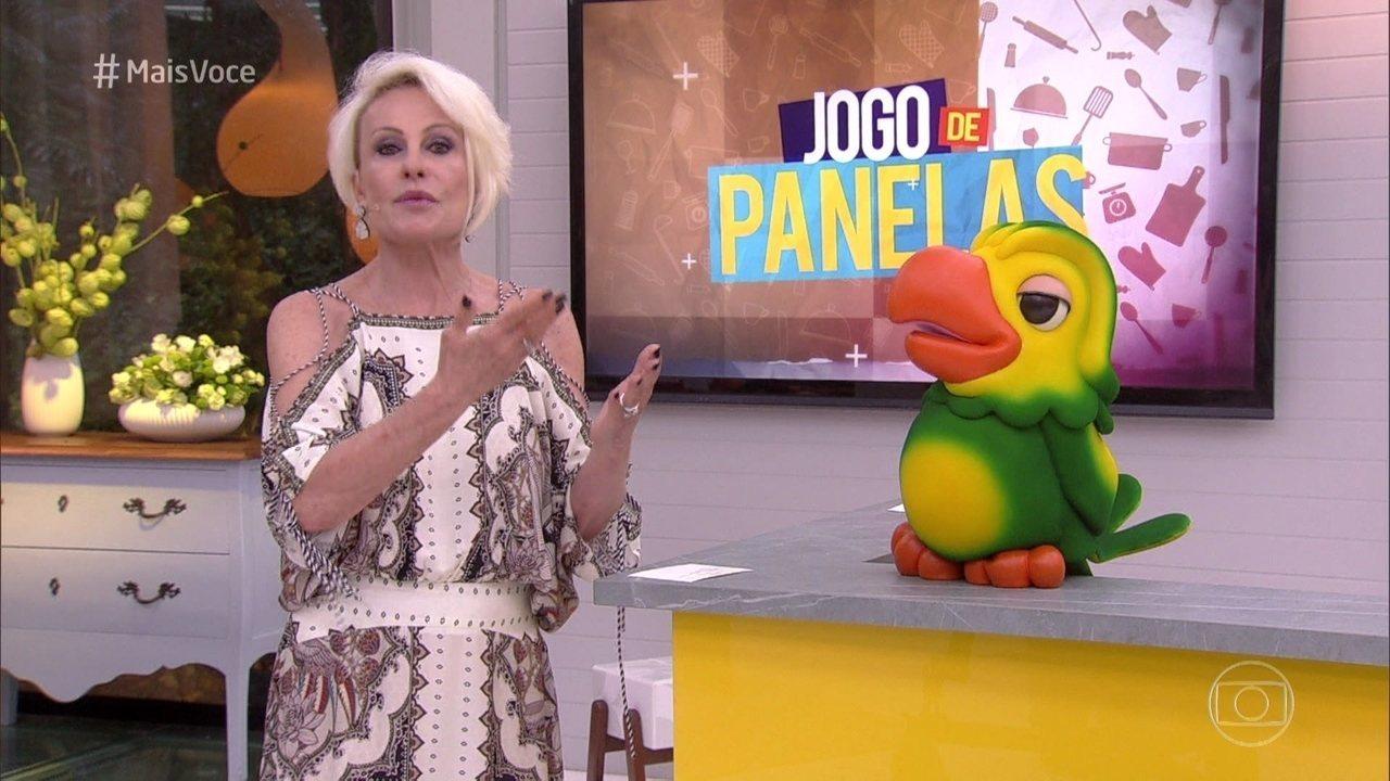 Ana Maria explica as novidades da nova temporada do 'Jogo de Panelas'