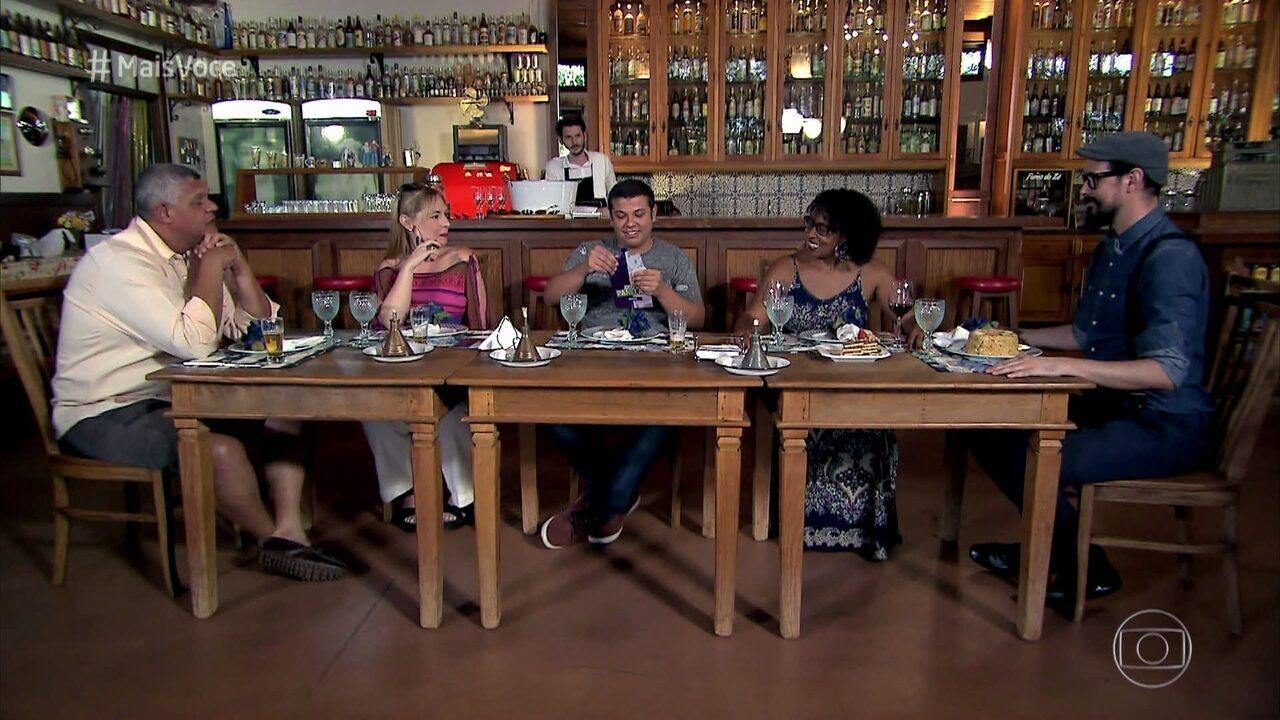 Cozinheiros de Ribeirão Preto dão suas primeiras impressões uns dos outros