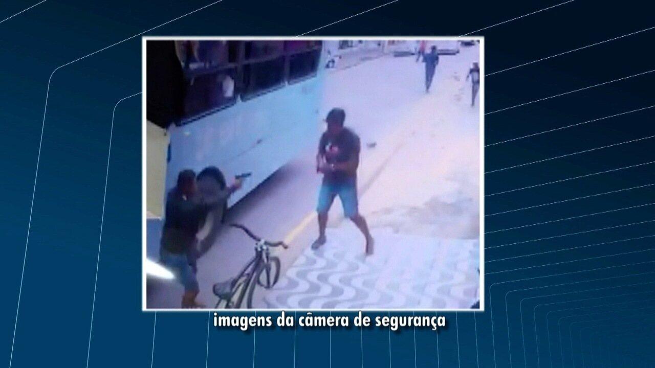 Jovem morre após ser baleado à queima-roupa ao tentar derrubar assaltante em fuga no RJ