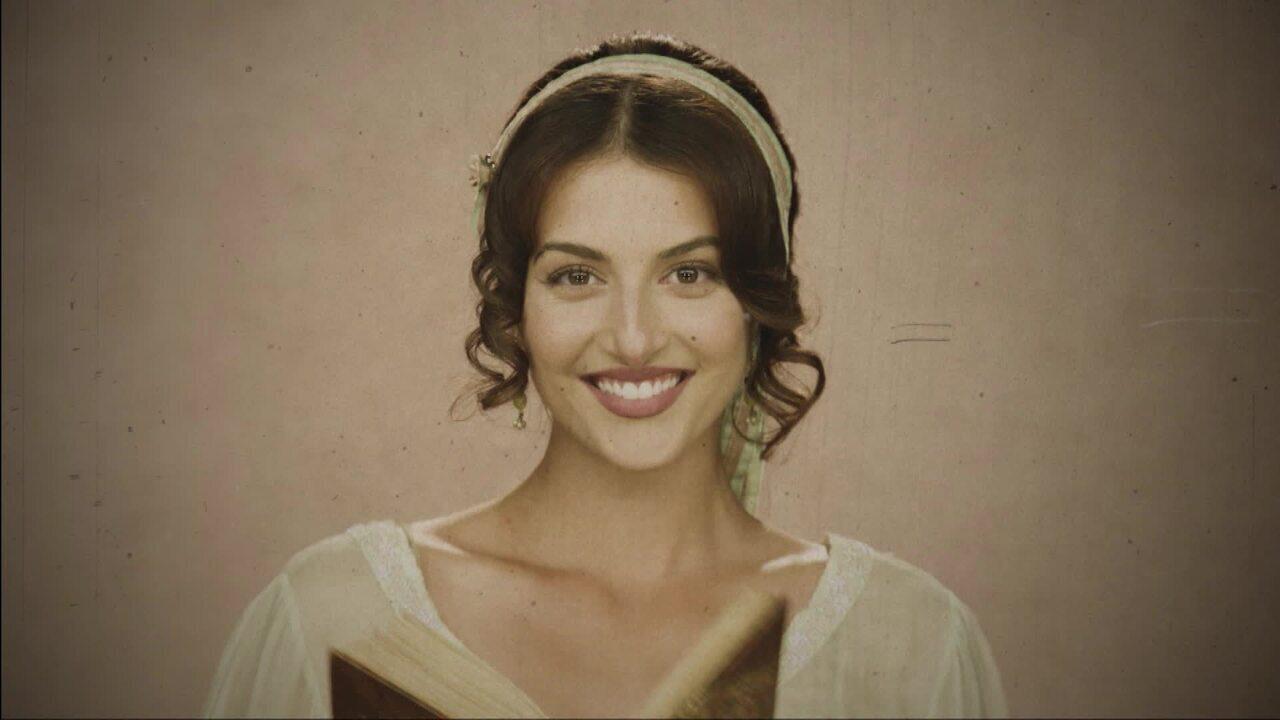 Orgulho e Paixão: em uma época cheia de regras, Cecília seguia as dela