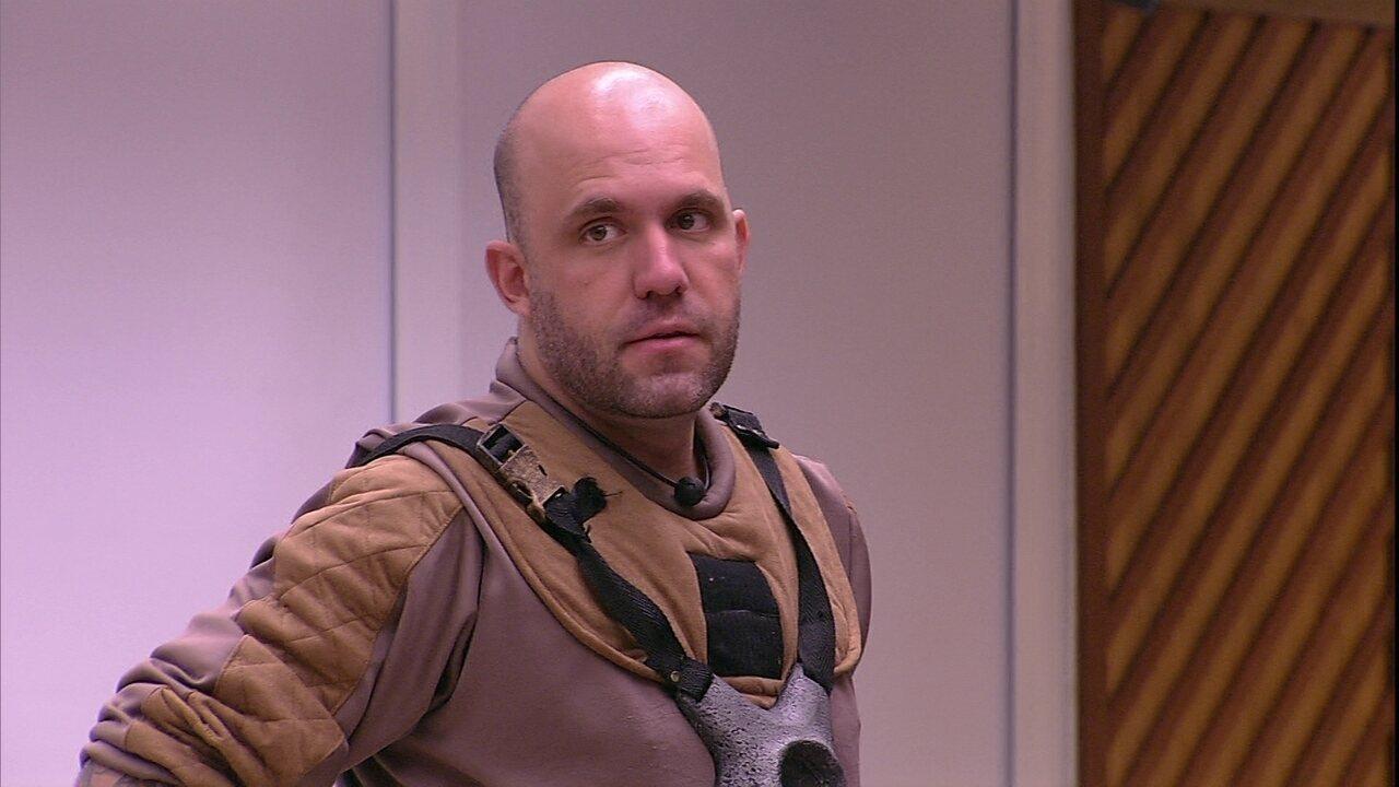 Caruso dispara para Paula: 'Você é vingativa'