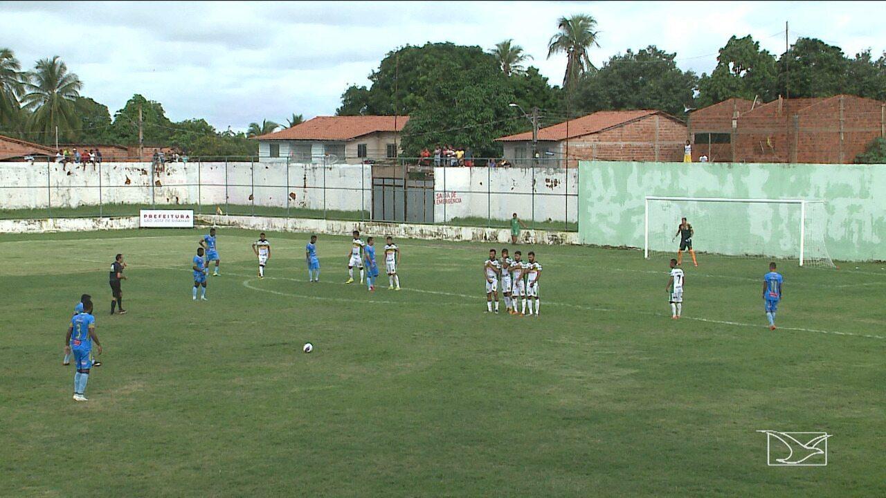 São José e Cordino ficam no empate em jogo sem torcida pelo Maranhense