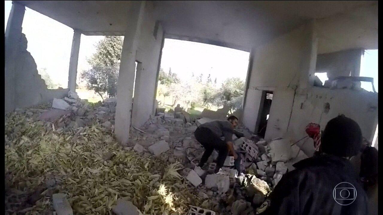 Rússia anuncia cessar-fogo de 5 horas por dia na Síria