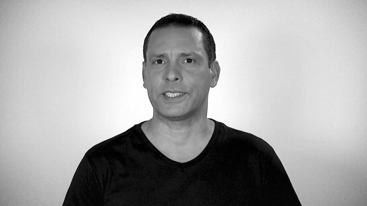 Márcio Santos participa de campanha da TV Integração