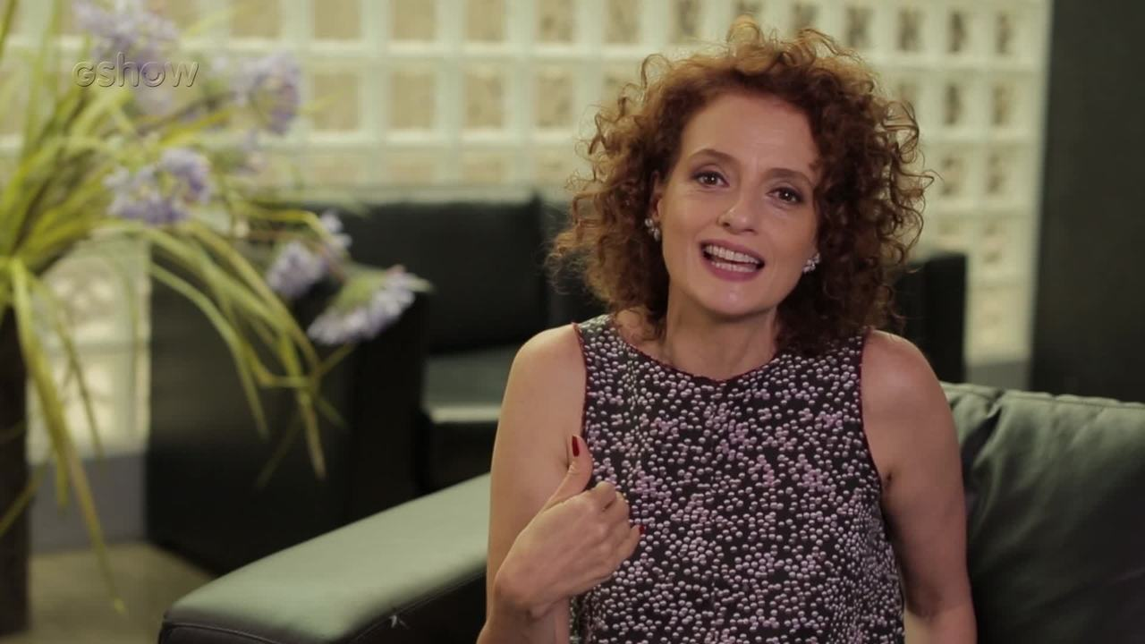 Denise Fraga comemora 30 anos de carreira na TV. Veja entrevista exclusiva 🎥