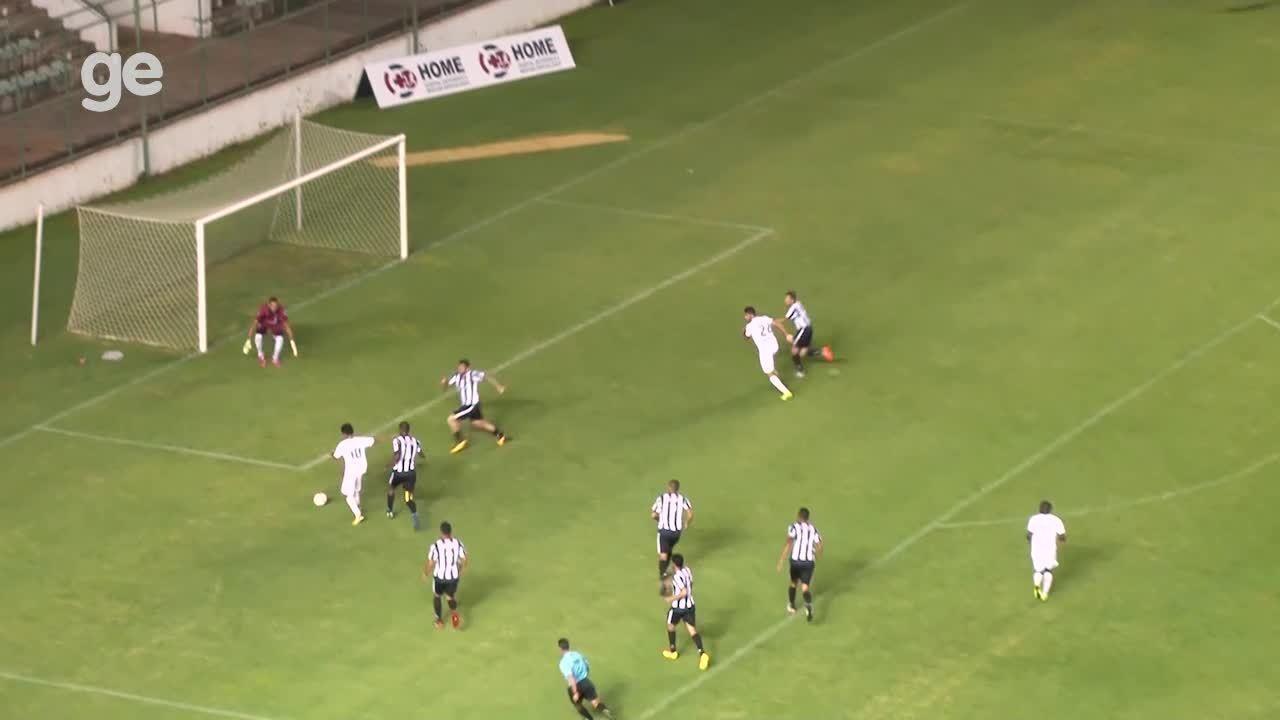 O gol de Gama 1 x 0 Ceilândia pelo Campeonato Brasiliense 2018