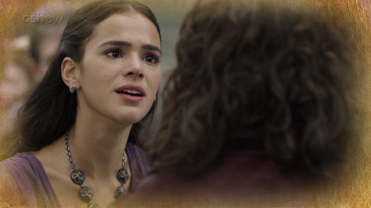 Deus Salve o Rei: Augusto desmascara Catarina