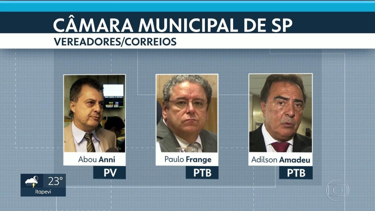 Três vereadores da Capital gastaram quase meio milhão com mala direta em 2017