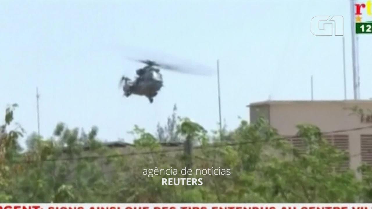 Embaixada francesa em Burkina Faso atacada