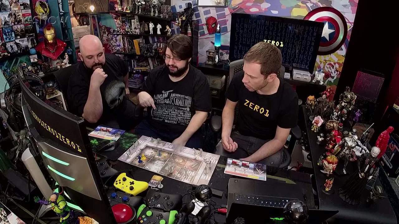 Jovem Nerd, Azaghal e Tiago Leifert fazem gameplay inédito de Gaming Night