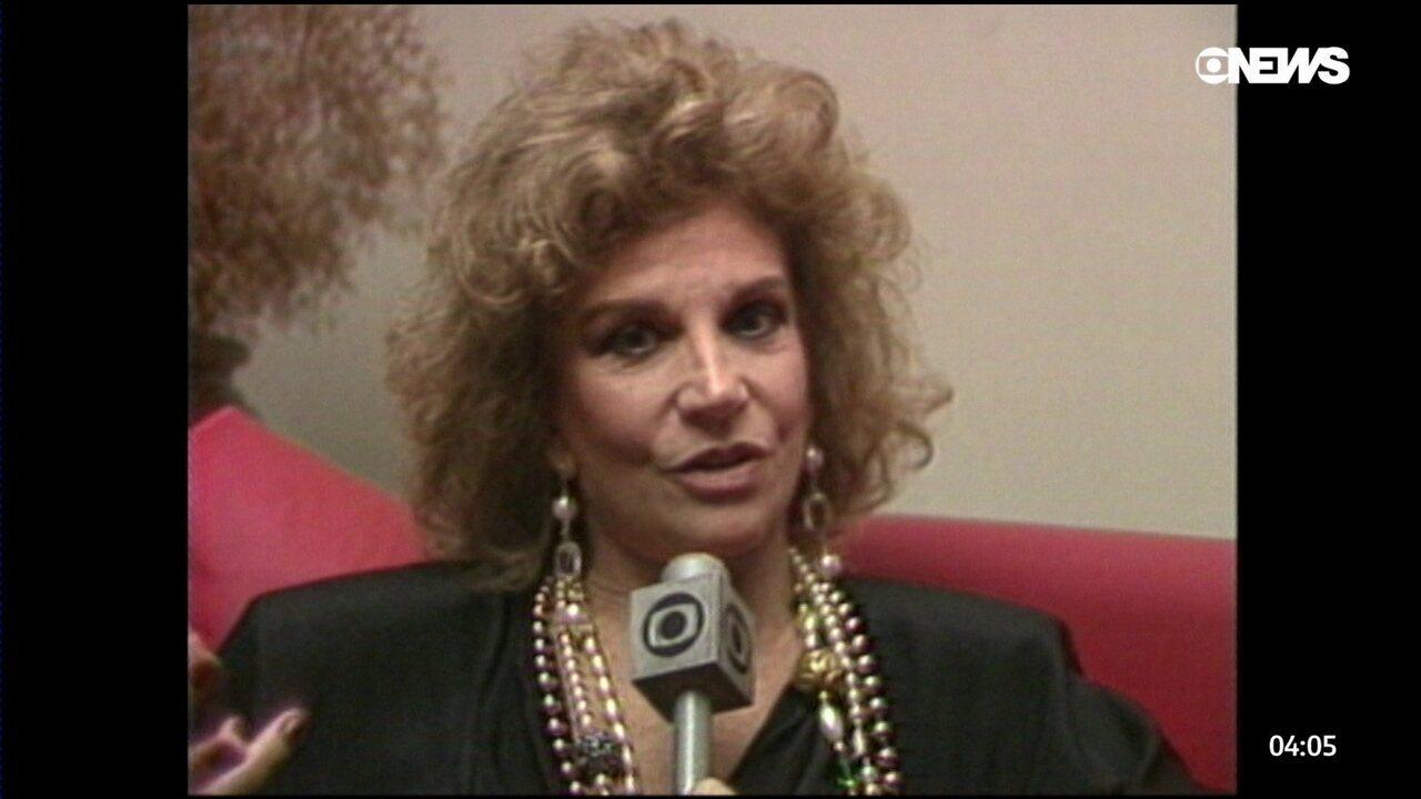 Morre a atriz Tônia Carrero aos 95 anos