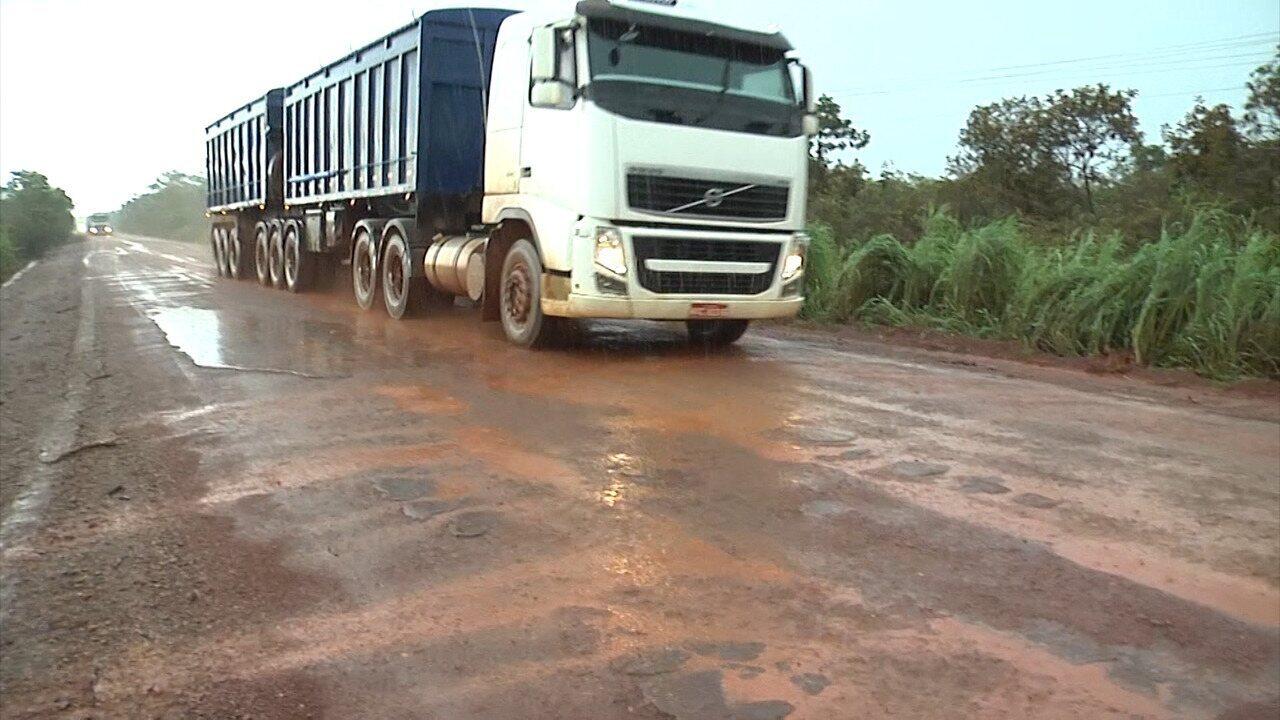 Problemas no escoamento da produção agrícola no Maranhão são destaque no Mirante Rural