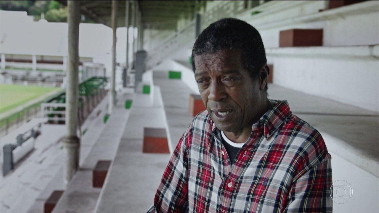"""Série """"Tempo de Bola"""" homenageia lateral Marco Antônio, tricampeão na Copa de 1970"""