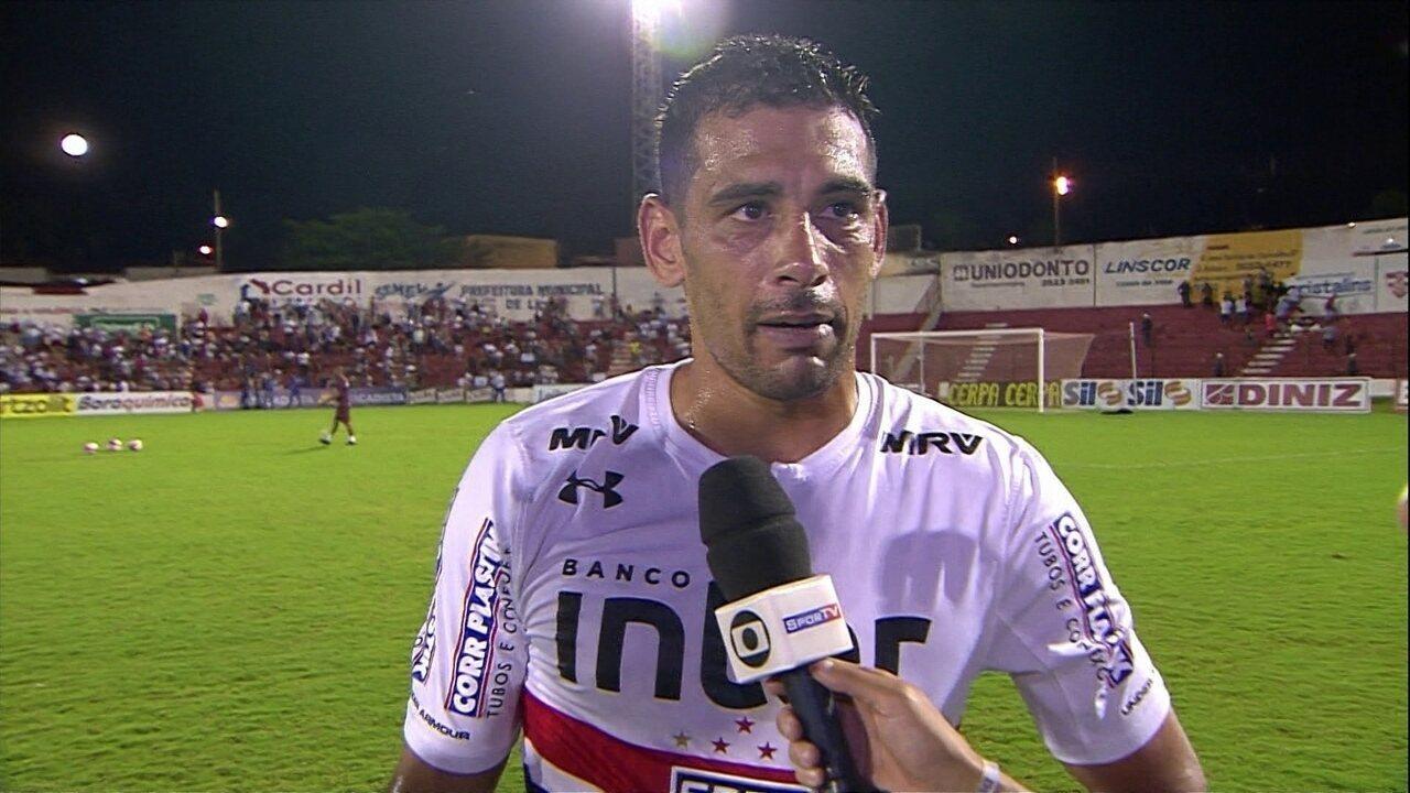 """Resultado de imagem para Diego Souza reclama de """"picuinha"""" e avisa: """"Se der certo, vão despertar um gigante"""""""