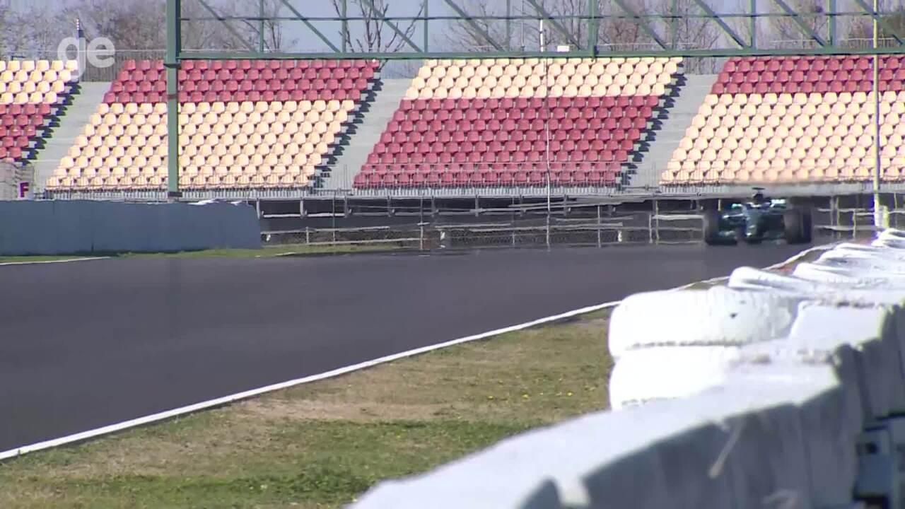 Voando Baixo: saiba como foi a manhã de testes da Fórmula 1 em Barcelona