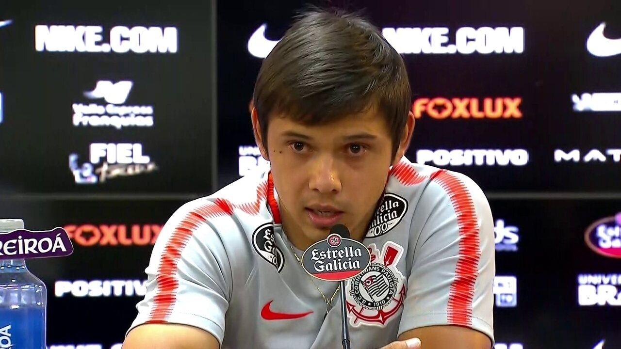 c645e640a4 Romero fala sobre a polêmica com o Santos e pede respeito a ...