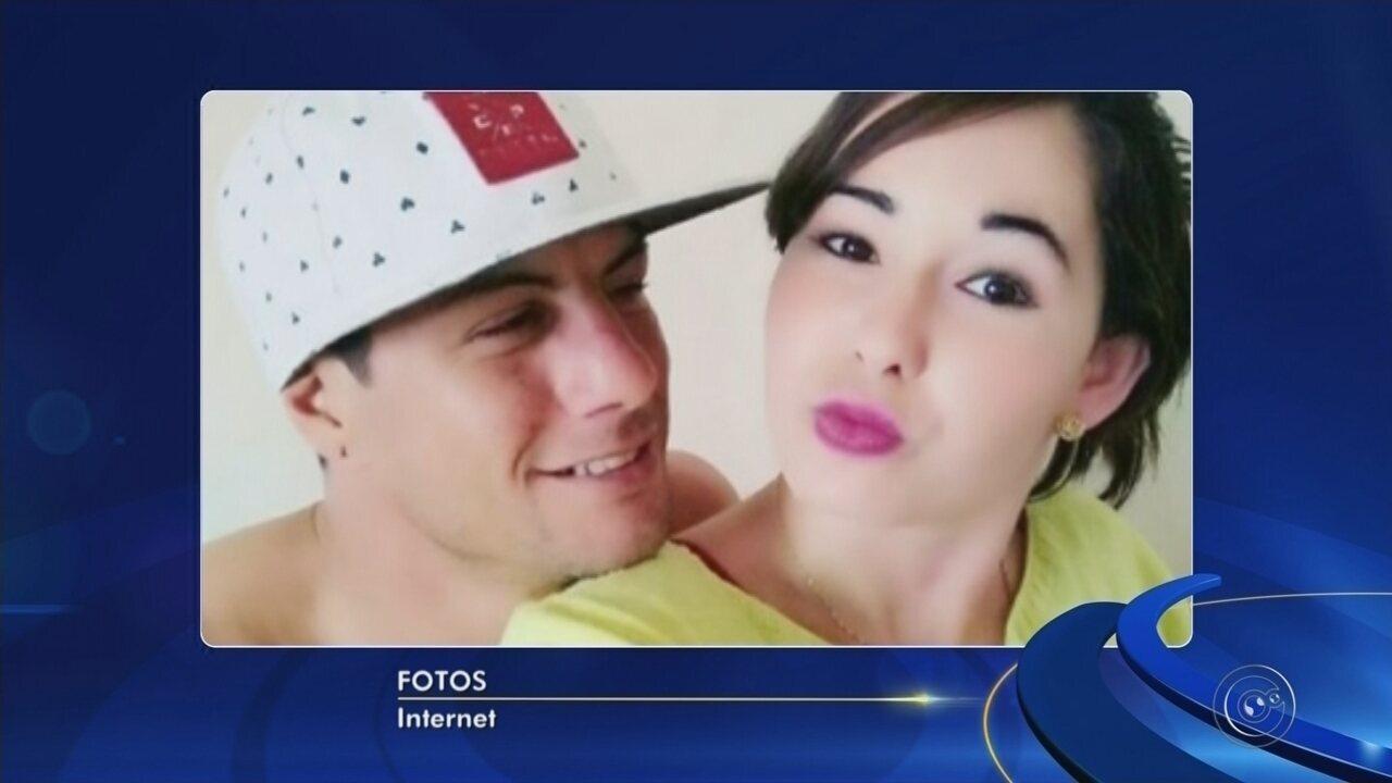 Polícia faz perícia na casa do casal suspeito de espancar e matar filha em Itapetininga