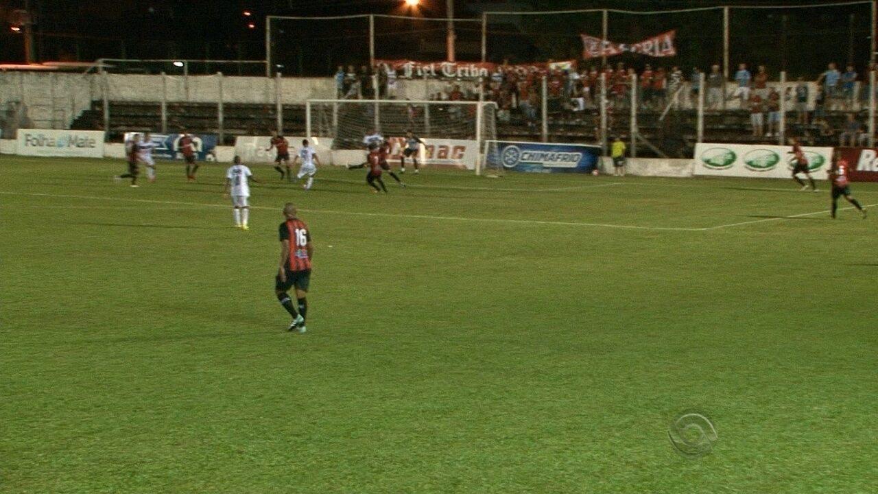 4186cef9fa Rodada da Divisão de Acesso termina com jogo emocionante em Venâncio ...